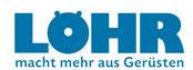 LÖHR Gerüstbau Logo